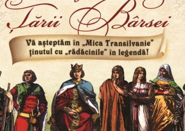 """Evenimentul """"Legendele Țării Bârsei"""" revine în Zona Metropolitană Brașov"""