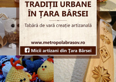 Meșteșuguri și tradiții urbane în Țara Bârsei