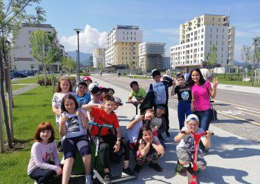 Concurs de educație rutieră dedicat elevilor brașoveni
